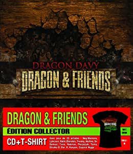 Dragon & Friends (Coffret Collector CD + T-Shirt)