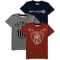HELLCAT Boy's T-shirt (Set of 3)