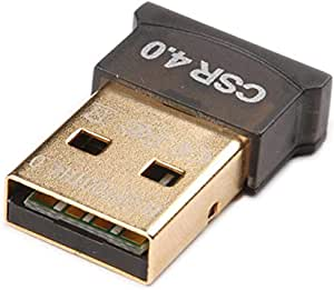 Yizhet Usb Nano Bluetooth 4 0 Adapter V4 0 Plug Play Computers Accessories