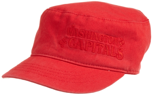 Reebok NHL Damen Mütze Lifestyle Military Hat, Damen, Washington Capitals, One Size Fits All -