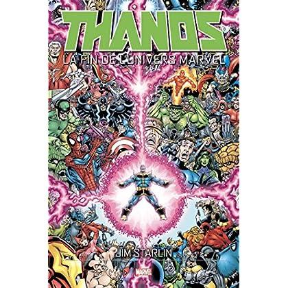 Thanos: la fin de l'univers Marvel