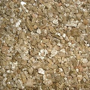 Vermiculite - grob 3 - 6 mm - ca. 40 Liter , Vermiculit , Brutsubstrat
