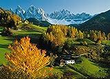 Komar 8-098 Fototapete Südtirol