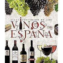 Vinos de España (atlas ilustrado)