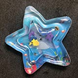 Docooler Baby Inflatable Water Mat PVC Bright Color Infant Underwater World Playmat Toddler Fun Activity Pad Perfect for Summer Use