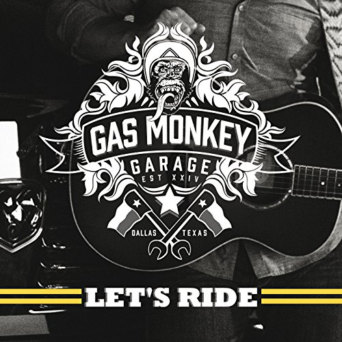 Gas Monkey Garage: Let's Ride
