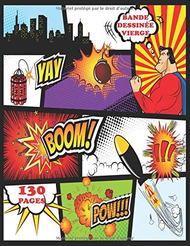 Bande dessinée vierge par Famille intelligente