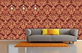 #8: BDPP Washable Vinyl Coated Imported Mettalic Wallpaper-W91056(Covers approximately 50 square. Feet.)
