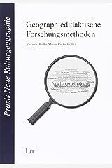 Geographiedidaktische Forschungsmethoden Taschenbuch