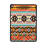 Generic Rigid Plastic Boys For 2 Generation Ipad Air Cases Clear With Aztec 1