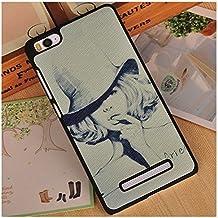 Prevoa ® 丨 XIAOMI 4G 64bit Mi4i MI 4i Funda - Colorful Hard Plastic Funda Cover Case para XIAOMI 4G 64bit Mi4i MI 4i 5.0 Pulgada Android Smartphone - 14