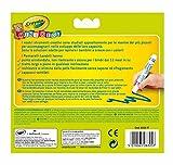 Crayola - 8 Mini Kids Markers