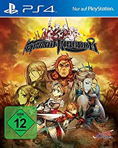 Grand Kingdom Launch Edition