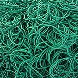Anelli in gomma in sacchetto 1 kg//btl blu 50 x 1 x 1 cm
