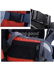 Bazaar Impermeable de múltiples funciones bolsas mochila aire libre del alpinismo 35L bolsos de viaje bolsas de hombro