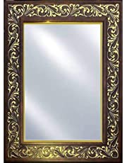 ARKICK Color Flat Decorative WallMirror Makeup Mirror Looking Glass Inner Size 10X13