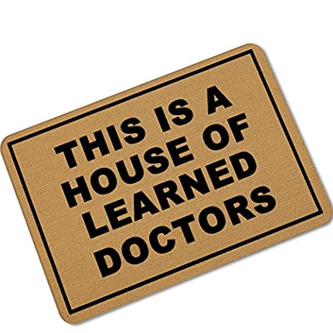 Popular Simple THIS IS A HOUSE OF LEARNED DOCTORS