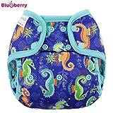 Blueberry Coveralls Seahorses Couvre-pantalon