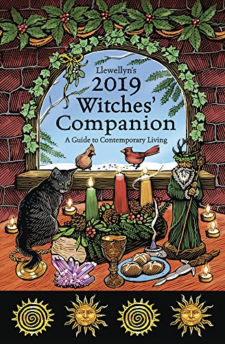 Llewellyn's 2019 Witches' Companion: A Guide to Contemporary Living (English Edition)