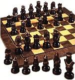 Historisches Schachspiel - Richard Löwenherz (handbemalt)