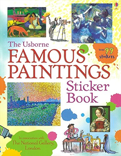 Famous Paintings Sticker Book (Information Sticker Books)