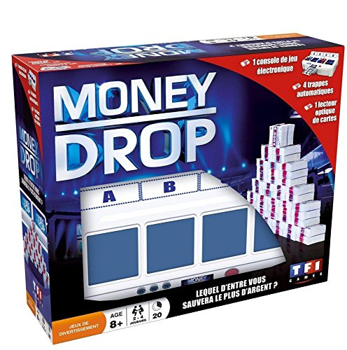 Tf1 Games - 01053 - Jeu de Société - Money Drop...