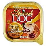 Special Dog patè con pollo e tacchino - Gr. 300