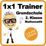 1x1 Trainer - 2. Klasse Mathe