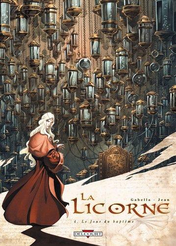 Licorne T04 Le jour du baptème
