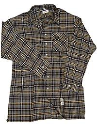 Condor Check Shirt Thermo Flanellhemd auch in Übergröße
