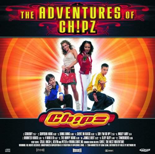 Ch Universal-single (CH!PZ In Black (Who You Gonna Call) (Single Version))