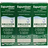 ESPUMISAN Emulsion 3X32ml