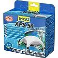 Tetra Aquarienluftpumpen für Aquarien (sehr leise und leistungsstark, ohne Luftschlauch, Ausströmer, Rückschlagventil, in verschiedenen Farben und Größen), schwarz von Tetra