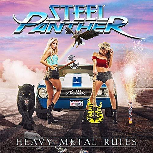 Heavy Metal Rules [Vinyl LP]