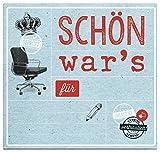 Schön war's | Das Buch zum Abschied für liebe Kolleginnen und Kollegen | Ein Erinnerungsalbum