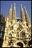 467061 Towers Of Sagrada Familia By Gaudi Barcelona Spain