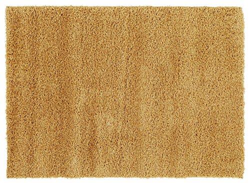 BALLROOM SHAGGY Hochflor Langflor Teppich in kupfer, Größe: 200x290 cm -