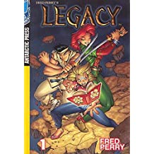 Fred Perry's Legacy: First Inheritance Color Manga #1: First Inheritance Color Manga v. 1