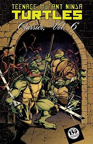 Teenage Mutant Ninja Turtles: Classics Vol. 6 (English ...