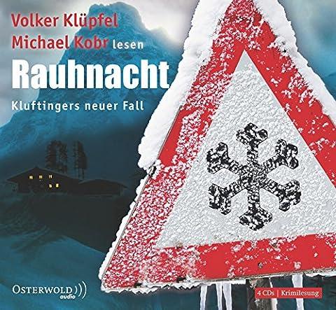 Rauhnacht: Kluftingers fünfter Fall: 4 CDs (Ein Kluftinger-Krimi, Band 5)