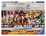 Ravensburger 15067 Star Wars Legenden Puzzle, 1000-teilig Panorama