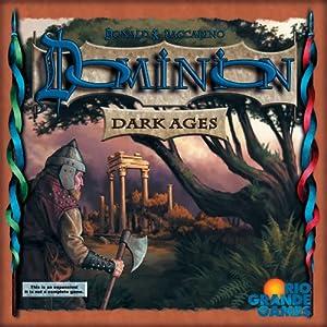 Dominion: Dark Ages - Juego de Mesa (en inglés)