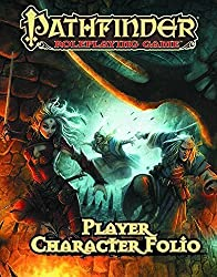 Pathfinder Roleplaying Game Player Character Folio by Jason Bulmahn (2012-08-14)