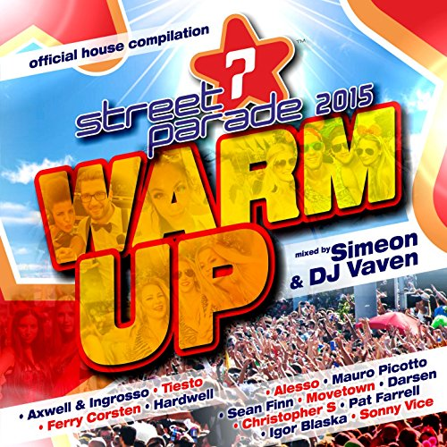 Street Parade 2015 Warm up (Of...