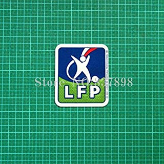 ASTONISH LFP French Ligue Patch Ligue DE Football PROFESSIONNEL TM Soccer Patch Soccer Badges LNF Patch: 2
