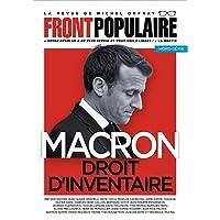 Front Populaire - Hors-série - Macron, droit d'inventaire