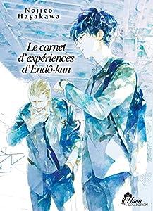 Le carnet d'expériences d'Endô-kun Edition simple Tome 1
