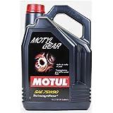 109057 - Huile lubrifiante caja cambios transmision MOTYLGEAR 75W90 5 L