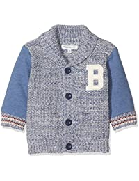 Noppies Baby-Jungen Strickjacke B Cardigan Knit Galax