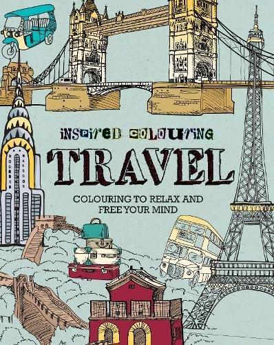Adult Colouring - Travel (Inspired Colouring)